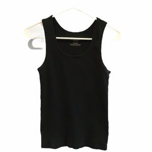 Old Navy women's ribbed tank top perfect fit L